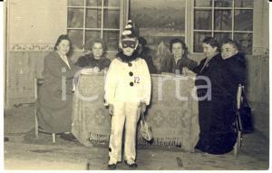 1950 ca CUASSO AL PIANO - Carnevale - Concorso bambini in maschera *Foto CURIOSA