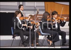 35mm vintage slide* 1990ca MUSICA Orchestra I SOLISTI VENETI in concerto