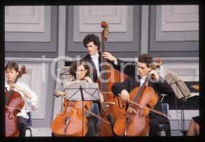 35mm vintage slide* 1990ca MUSICA Orchestra I SOLISTI VENETI in concerto *3