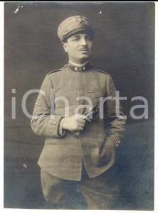 1920 ca REGIO ESERCITO Ufficiale medico Roberto RUSSITANO *Foto 10x14 cm