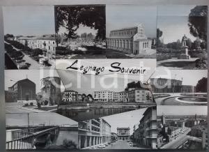 1960 ca LEGNAGO Parrocchia di Porto *Bozzetto preparatorio per cartolina 42x29