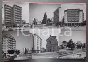 1965 ca SOMMA LOMBARDO - Castello Visconti di San Vito *Bozzetto cartolina 36x25