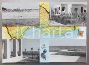 1970 ca CAMPOMARINO LIDO (CB) Vedutine *Bozzetto per cartolina 27x19 cm
