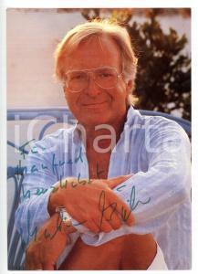 1985 ca MUSICA Compositore Martin BOTTCHER *Foto seriale con AUTOGRAFO 10x15 cm