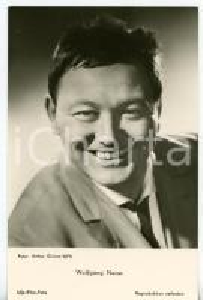 1960 ca CINEMA Attore Wolfgang NEUSS *Fotocartolina GRIMM - FP NV