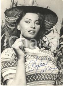 1954 CINEMA Sophia LOREN in