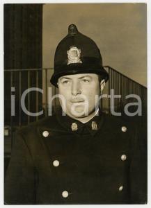 1955 ca MILANO Rapina Piazzale Baracca - VIGILE URBANO Enrico CONTI *Foto 13x18