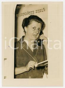 1957 TORINO Omicidio Giuseppe FICHERA - Olga FORNO moglie della vittima *Foto