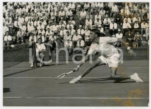 1960 TORINO Coppa Davis Italia-Cile - Orlando SIROLA vs Patricio RODRIGUEZ (1)