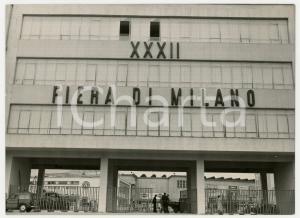 1954 MILANO 32^ Fiera Campionaria Internazionale - Facciata principale *Foto