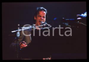 35mm vintage slide* 2000 SANREMO Nick CAVE in concerto al Premio Tenco (5)