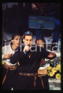 35mm vintage slide*1996 SANREMO GIOVANI Andrea MARINI