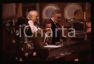 35mm vintage slide*1997 SANREMO Mario MAFFUCCI al Dopo Festival (1)