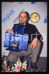 35mm vintage slide*1997 SANREMO Alex BARONI Premio
