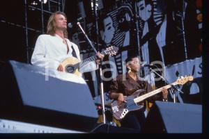 35mm vintage slide* 1988 MILANO - STING Gordon SUMNER all'Arena Civica (40)