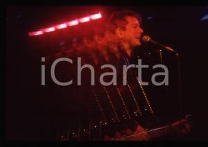 35mm vintage slide* 1990ca MUSICA Roger McGUINN in concerto (31)