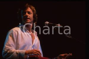35mm vintage slide* 1988 MUSICA Ted TURNER