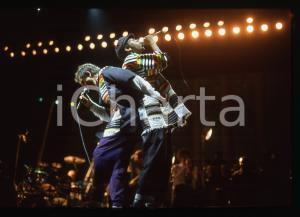 35mm vintage slide* 1988 TORINO Peter GABRIEL Youssou N'DOUR in concerto (1)