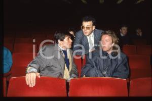 35mm vintage slide* 1987 SANREMO Umberto TOZZI Enrico RUGGERI Gianni MORANDI 1