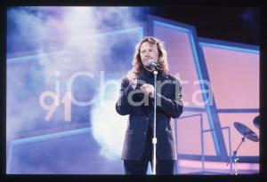 35mm vintage slide*1991 VICENZA Piazza dei Signori - Umberto TOZZI ad AZZURRO 2