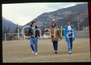 35mm vintage slide* 1987 COSTUME Umberto TOZZI Enrico RUGGERI Gianni MORANDI (1)