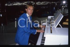 35mm vintage slide*1980 MUSICA Richard CLAYDERMAN in concerto 33