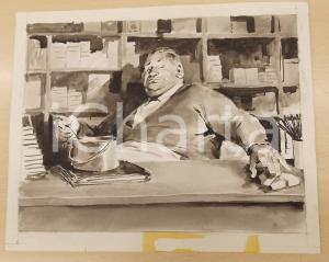 1967 Alfonso ARTIOLI - Tavola originale per
