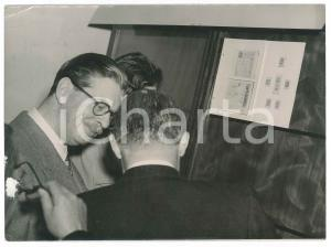 1951 LONDON International Stamp Exhibition - Ex king Carol of ROMANIA - Photo