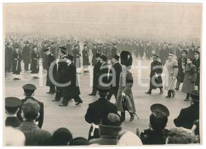 1952 LONDON Horse Guards Parade - Heads of State - Photo 18x13 cm
