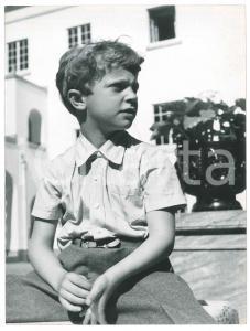 1950 ca SWEDEN Young Crownprince Carl Gustav - Portrait - Photo
