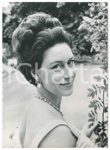 1965 LONDON Kensington Palace - Princess Margaret - Portrait by Cecil Beaton