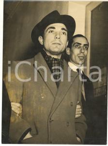1948 ROMA - CRONACA - Arresto di Silvano CERESANI detto