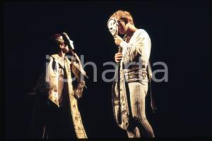 35mmvintageslide*1985 MILANO ROMEO E GIULIETTA Massimo BELLI Susanna FASSETTA 10