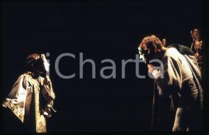 35mmvintageslide*1985 MILANO ROMEO E GIULIETTA Massimo BELLI Susanna FASSETTA 11