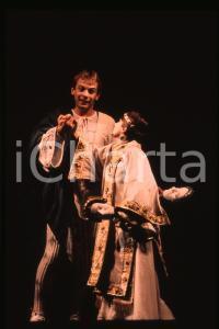 35mmvintageslide*1985 MILANO ROMEO E GIULIETTA Massimo BELLI Susanna FASSETTA 12