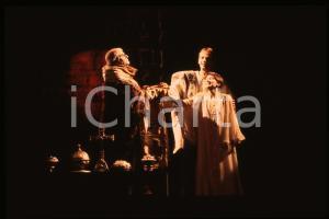 35mmvintageslide*1985 MILANO ROMEO E GIULIETTA Massimo BELLI Susanna FASSETTA 13