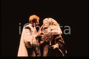 35mm vintage slide* 1985 MILANO ROMEO E GIULIETTA Massimo BELLI Alida VALLI (1)