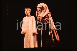 35mmvintageslide*1985 MILANO ROMEO E GIULIETTA Susanna FASSETTA Alida VALLI