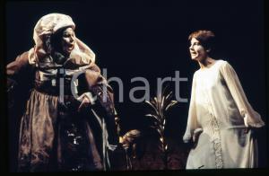 35mmvintageslide*1985 MILANO ROMEO E GIULIETTA Susanna FASSETTA Alida VALLI (2)