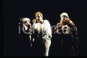 35mm vintage slide* 1985 MILANO ROMEO E GIULIETTA Massimo BELLI Alida VALLI (2)