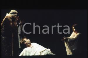 35mmvintageslide*1985 MILANO ROMEO E GIULIETTA Massimo BELLI Susanna FASSETTA 14