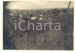 1917 WW1 KILOSSA (TANZANIA) East African Campaign - GQG camp RARE Photo 18x12