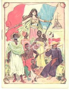 1904 BELGIQUE Notre Empire colonial - Brochure publicitaire SHAKERS 32 p.