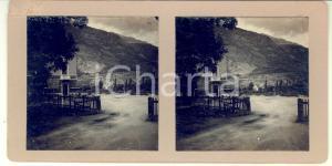 1913 SUDTIROLO Ingresso Hotel e Pensione EUROPE presso la Kurpromenade - Foto