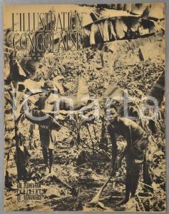 1938 L'ILLUSTRATION CONGOLAISE Expédition Attilio GATTI - Expo New York 1939