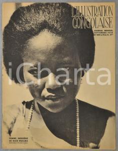 1938 L'ILLUSTRATION CONGOLAISE Conférence Missions Protestantes -Chasse éléphant