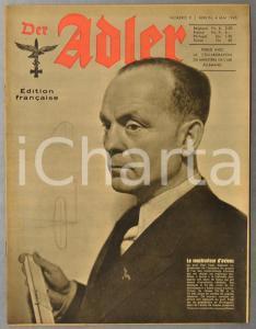 1943 WW2 DER ADLER Stukas en Bosnie contre les communistes - La Grande Bulgarie