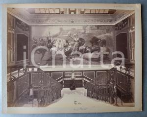 1900 ca GREECE CORFU - Achilleion Palace - Triumph of Achilles - Photo 30x24 cm