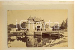 1900 ca BRUGES (BELGIUM) Porte d'Ostende ou des Baudets - Photo 23x15