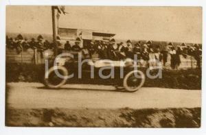1920 ca AUTOMOBILISMO Antonio ASCARI su ALFA ROMEO a più di 200 km/h - Cartolina